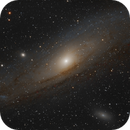 M31 - La Galaxie d'Andromède,                                astrodoud