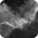 Cygnus wall (NGC 7000),                                PGU (Giuliano Pin...