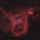 IC 1805 Heart Nebula,                                herwig_p