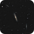 NGC 4216 Group in the Virgo Cluster,                                Francois Theriault