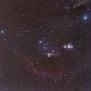 Orion Constellation - The Hunter,                                Gabriel R. Santos...
