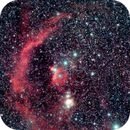 Orion Constellation with Barnard's Loop,                                maxchess