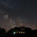 Milky way above Petrov vrh, Daruvar (Croatia),                                Ivan Bosnar