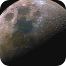 The Waxing Moon - In Color,                                Eric Coles (coles44)