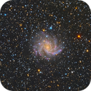 NGC 6946 Fireworks Galaxy,                                Jerry Macon