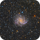 NGC 6946 Fireworks Galaxy,                                Jerry Macon