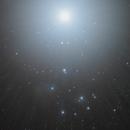 Venus meets the Pleiades,                                spacetimepictures