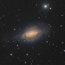 The Bubble Galaxy,                                Mark