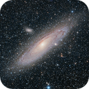 Andromeda Galaxy (M31),                                Pete Strakey