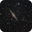 NGC891,                                Gianni Cerrato