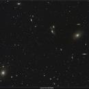 Messier 87 and friends,                                Enrico Scheibel