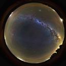 Though the Atmospheric Lens,                                Jonah Scott