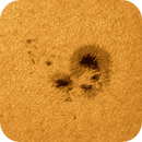 AR2822 11th May 2021 White Light,                                Tristan Campbell