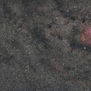 NGC7000 Widefield,                                Stefan T