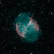 Dumbell Nebula (M27 - SHO),                                Jim McKee