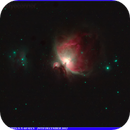 m42 orion nebula,                                andyo