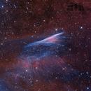 NGC2736 (Pencil Nebula) RCW37,                                Konstantin Katushev