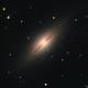 NGC 7814 - crop,                                Gotthard Stuhm