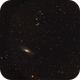M106 and NGC 4217 wide field / Canon 1000D modded + SW 80ED APO refractor / 800ISO,                                patrick cartou