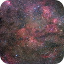 Sh2-155/Cave Nebula widefield,                                1074j