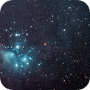 M45 with Redcat 51,                                Jeff Ball
