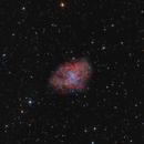 M1 - The Crab Nebula,                                Barry E.