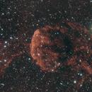 IC 443 - Jellysifh Nebula - HaRVB,                                Elboubou