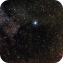 Cygnus around Deneb, NGC7000,                                rvdh