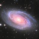 M81 and M82,                                Alex Pinkin