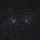NGC 869 NGC 884 Doppio ammasso Perseo,                                astrotaxi
