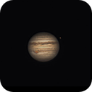 Jupiter - Terrible seeing conditions,                                Kevin Smith