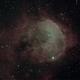 NGC 3324 Gabriela Mistral Nebula,                                Freestar8n