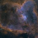 The Heart Nebula IC1805,                                Audrius