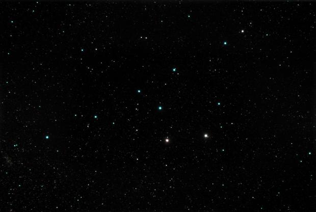 Brocchi's cluster,                                MFarq