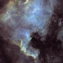 North American Nebula,                                JonM