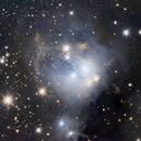 NGC 7129,                                Robert Schumann