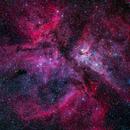 NGC 3372,                                Colin