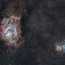 M8 e M20 Campo Laguna e TRifida,                                Alessandro Speranza