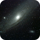 M31 First attempt,                                Andy King