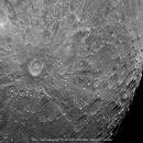 Moon - Tycho looking east,                                Axel Kutter