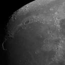 Mare Imbrium - Moon on May 22, 2021,                                JDJ