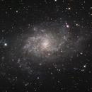 M33 Triangulum Galaxy,                                Karol R