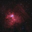 NGC 1491,                                Jacek Bobowik