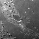 Plato, Mare Imbrium and Montes Teneriffe,                                smorley668