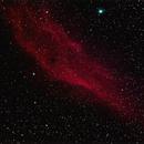 NGC1499,                                Christiaan Burchell