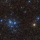M47 just a few colourful gems,                                Claudio Tenreiro