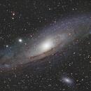 M31 - Andromeda Galaxy,                                AGameiro