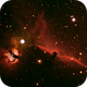 Horsehead and Flame Nebula in HaRGB,                                JKnight