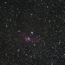NGC7635,                                Midnight