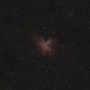 M16 - Eagle Nebula,                                Benny Colyn
